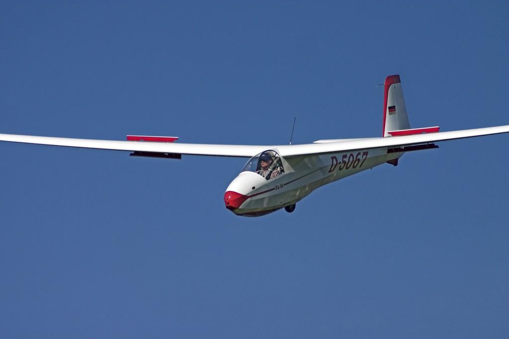 Ka8 D-5067 Einsitziges Segelflugzeug für die Ausbildung