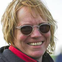 Petra Voß Fluglehrerin Segelflug