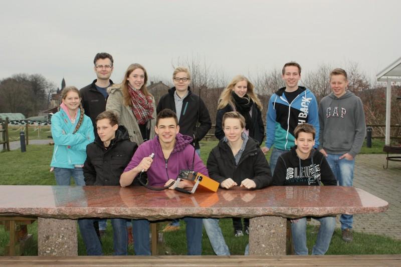 Alle Teilnehmer haben die BZF-Prüfung in Köln bestanden.